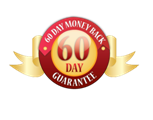 60 Day Cash Back Guarantee