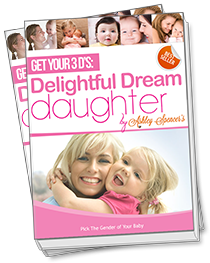 How to Have a Baby Girl - Delightful Dream Daughter Book